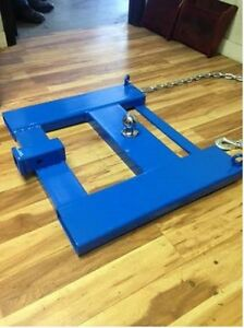 Forklift Attachment Commercial industrial Custom