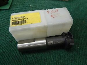 Walter Indexable Insert T slot Mill F2243 uw 037 z02 15 1 469 Dia X 612