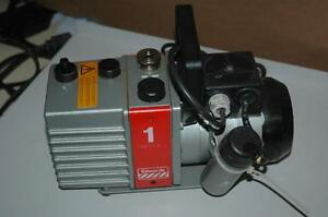 Edwards E2m 1 Two Dual Stage Vacuum Pump