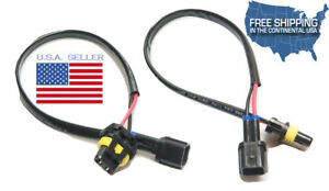 Xenon Hid Matsushita Oem Hid To Aftermarket Hid Kit Power Wire Cable Fit Nissan