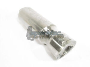 Dc Universal Stainless Steel Round Exhaust Muffler 2 Inlet 4 25 Outlet Ex5018