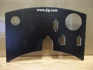 h New Jlg Telehandler Dash Gauge Cover 91474628