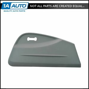 Power Seat Adjuster Outer Trim Panel Driver Left Lh Slate Gray For Pt Cruiser