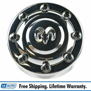 Oem Wheel Hub Center Cap Lh Or Rh Front For 94 02 Dodge Ram 3500 16x6 Drw