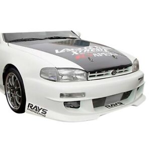 For Toyota Camry 92 96 Swift Style Fiberglass Front Bumper Cover Unpainted