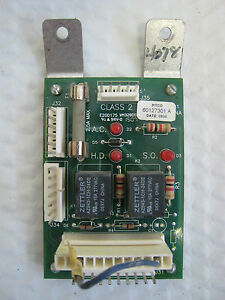 Pitco 60127301 Solstice Commercial Deep Fryer Relay Control Board Free Shipping