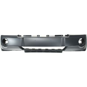 Front Bumper Cover For 2005 2006 2007 Jeep Grand Cherokee Suv Primed 5159130aa