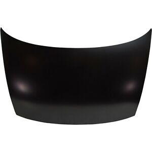 Hood For 2006 2011 Honda Civic Coupe Primed Steel Capa