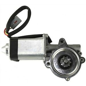 Window Motor For 95 2003 Ford Explorer W 9 Tooth Gear Front Passenger Side