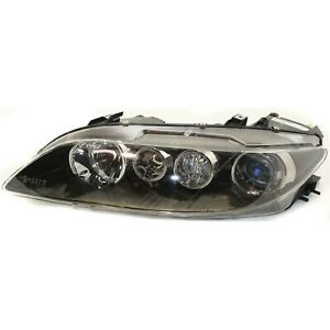 Headlight For 2006 2007 2008 Mazda 6 S I 2008 Mazda 6 Gt Gs Left Standard Type