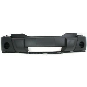 Front Bumper Cover For 2007 2009 Dodge Nitro Textured