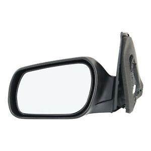 Power Side View Mirror Driver Side Left Hand Lh For 04 09 Mazda 3 Mazda3