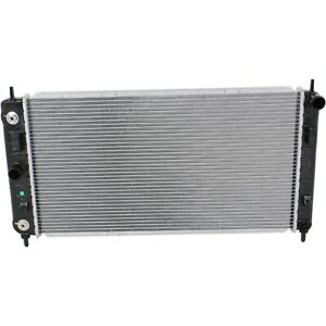 Radiator For2006 10 Pontiac G6 2008 12 Chevy Malibu 2 4l 3 5l Eng