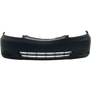 Front Bumper Cover For 2002 2004 Toyota Camry Primed To1000230 52119aa904