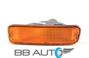 New Lh Front Bumper Park Signal Light W Bulb For 1998 2000 Toyota Tacoma 2wd