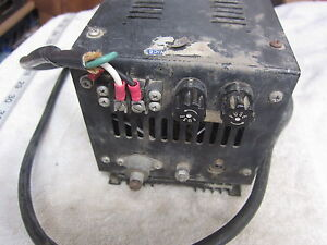 12v Dc Regulated Power Supply Converter Used