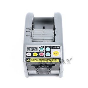 Automatic Electric Tape Dispensers Adhesive Tape Cutter Machine Zcut 9