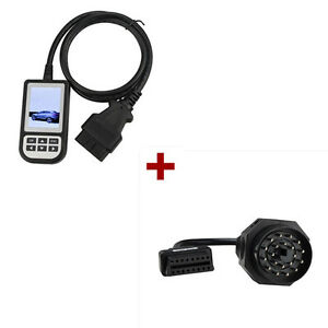 Creator C110 V5 0 Bmw Code Reader Bmw 20 Pin Connector Free Shipping