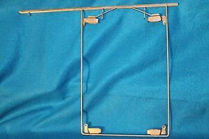 Ceph Dental Film Hanger For X ray 10 X 8 Kodak With Extension Arm l54