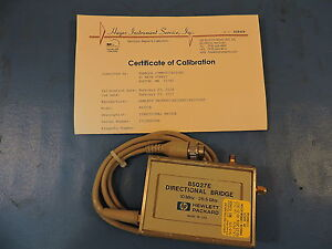 Agilent 85027e Directional Bridge 10 Mhz To 26 5 Ghz 90 Day Warranty