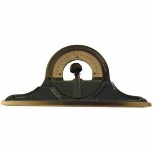 Ttc 638 7757 Reversible Protractor Head Only For 4 Pc Combo Square
