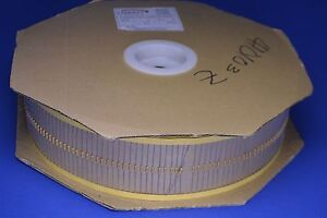 5000 Liberty Bell Components Metal Film Resistor 220k Ohm 1 4w 5 Rohs