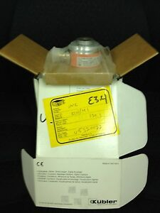 Fritz Kubler 8 5820 2612 0500 Rotary Encoder New In Box