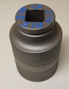 Armstrong 23 100 23100 3 1 8 6 Point Hex 1 1 2 Drive Impact Socket Modified