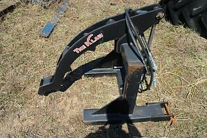 The Klaw Kl 4824 Log Pallet Fork Attachment For Skid Loaders Tractors