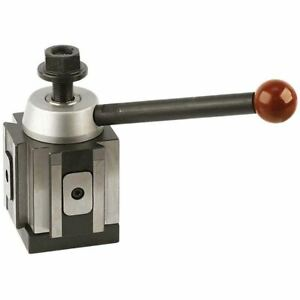 Phase Ii 250 100 100p Piston Quick Change Tool Post For 9 12 Lathe Swing