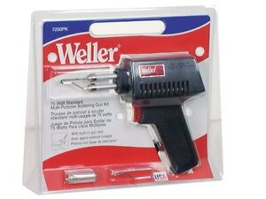 Weller 7200pk Standard Multi purpose Soldering Gun Kit