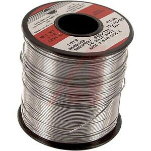 Kester 331 Water Soluble Flux Solder 63 37 020 1 Lb Spool 24 6337 6401
