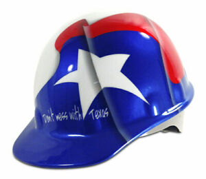 Fibre Metal Texas Hard Hat