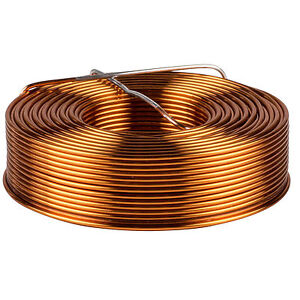 Jantzen 0157 1 75mh 18 Awg Air Core Inductor