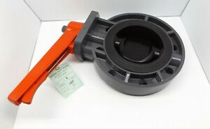 Legend 201 268 6 S 650 Pvc Butterfly Valve With Lever Handle