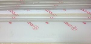Lexan Sheet 118 x4 x8 Clear 2 Sheets Polycarbonate 11652 2
