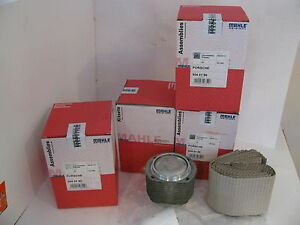 Porsche 356 912 Factory Mahle Piston And Cylinder Set Cannot Get Much Better
