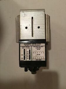 Westinghouse 1600 Amp Overcurrent Tripping Device 60 Cycle Db Breaker S 1810163