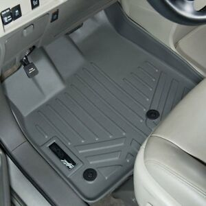 For Toyota Sienna 2013 2020 Maxliner A2128 Smartliner 1st Row Gray Floor Liners