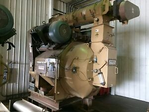 500 Hp Bliss Pellet Mills W Conditioners Feeders Great Condition