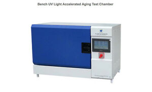 Brand New Bench Uv Light Accelerated Weathering Tester