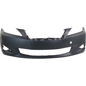 Bumper Cover For 2009 2010 Lexus Is250 Is350 Front Plastic Paint To Match