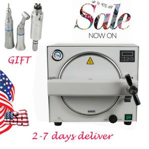 Medical Dental Autoclave Steam Sterilizer Sterilizition Low Speed Handpiece Kit