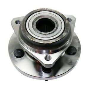 Wheel Hub And Bearing For 89 99 Jeep Tj Yj Grand Cherokee Comanche Front 5 Lugs