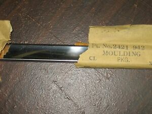 Nos Mopar 1963 Chrysler Imperial Crown Custom Special Club Coupe Door Molding