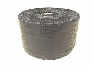 Zv 3 16 X 12 X 1400 1400ft Small Black Bubble Padding Cushioning Wrap Roll
