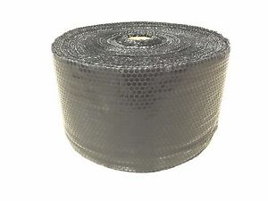 Zv 3 16 X 12 X 2100 2100ft Small Black Bubble Padding Cushioning Wrap Roll