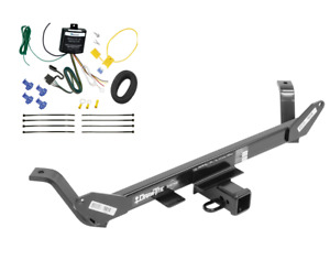 Trailer Tow Hitch For 18 19 Bmw X1 All Styles W Wiring Harness Kit Plug