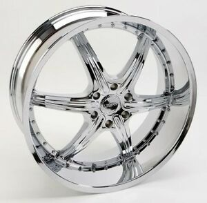 28 Inch B105 Rims Tires Wheels Ford F150 Expedition Lincoln Navigator Mark Lt