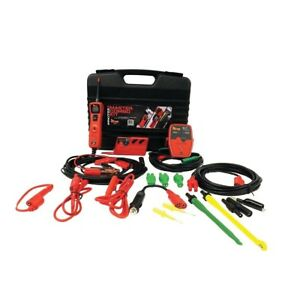 Power Probe 3 Master Test Kit With Gold Leads Short Fualt Finder Tester Meter